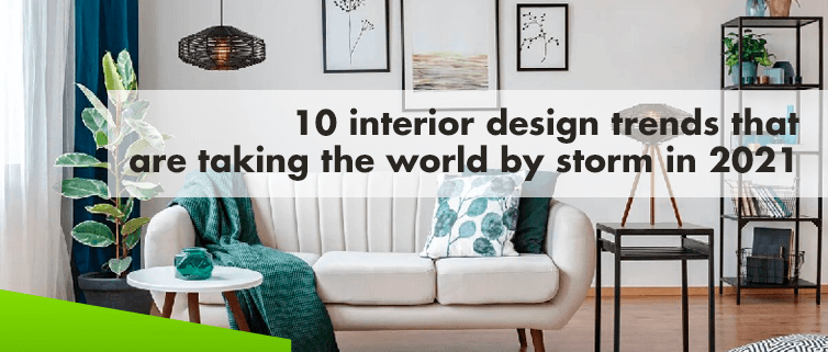 Erisa - interior design trends - title