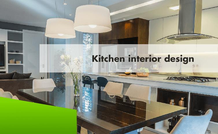 Erisa - Kitchen interior design - title