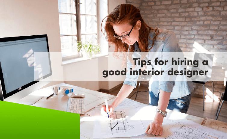 Erisa - tips for hiring a good interior designer - title