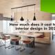 Erisa - interior design cost - title
