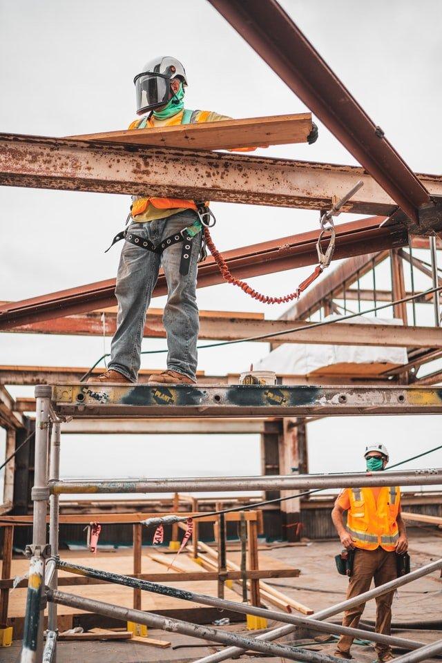 Erisa a construction company in Texas