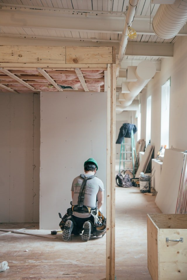 contractor for remodeling your house or office