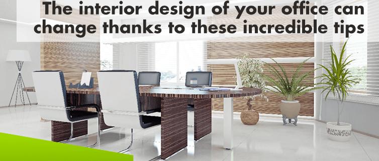 Erisa - interior design of your office - title