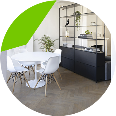 Erisa - Caring for the wooden floor