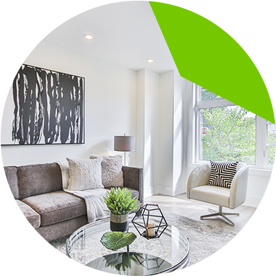 Erisa - What to consider before starting your living room interior design