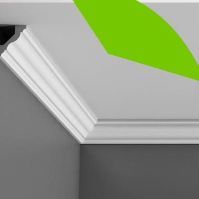 erisa - moldings on the ceilings