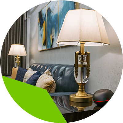 erisa - new lampshades