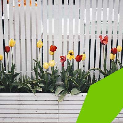 Erisa-29 small garden ideas-12-Colorful gardens
