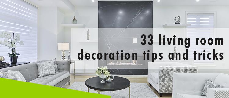 erisa - 33 living room decoration tips ands tricks banner