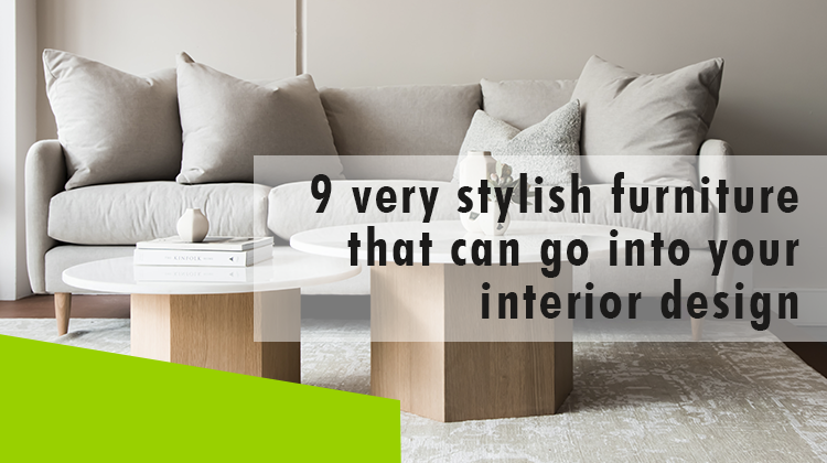 Erisa-9 very stylish furniture that can go into your interior design-Banner