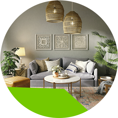 Erisa-Creative ways to get more natural light in darkened rooms-Place furniture at a strategic angle