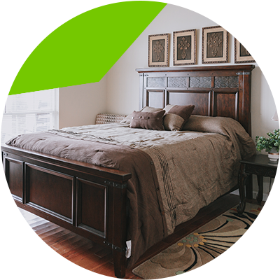 Erisa - Interior design for classic bedrooms