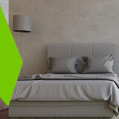 Erisa -Interior design for minimalist bedrooms