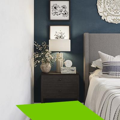 Erisa - Interior design for modern bedrooms