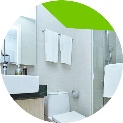 Erisa-Small Bathroom Remodel Ideas in 2021-A new set of fixtures
