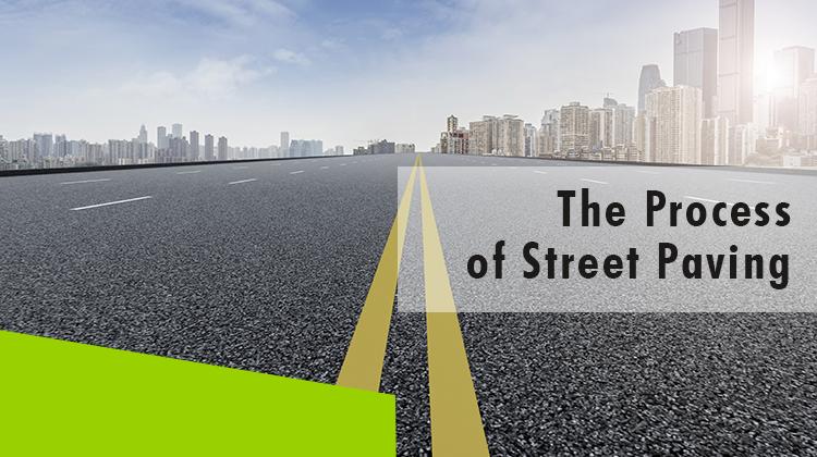 Erisa-The Process of Street Paving-Banner