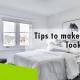 Erisa-Tips to make a room look bigger-