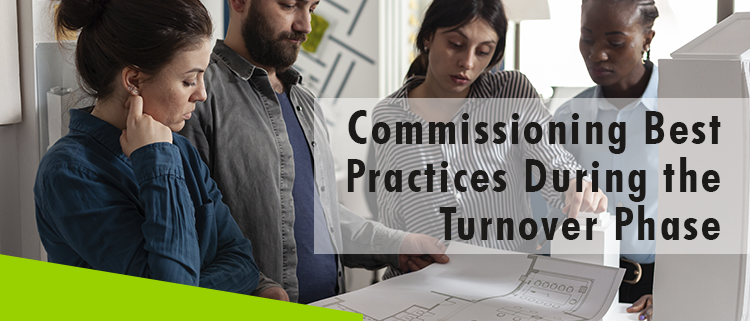 Erisa - Commissioning Best Practices during the Turnover Phase
