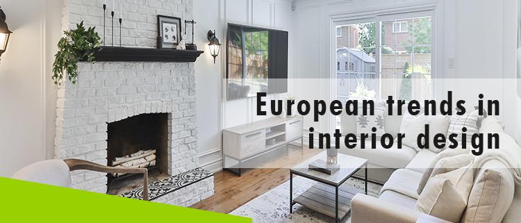 Erisa-European trends in interior design-Banner