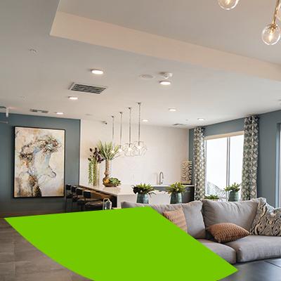Erisa-European trends in interior design-illumination