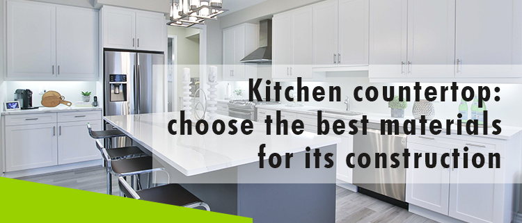 Erisa-Kitchen countertop choose the best materials for its construction-Banner