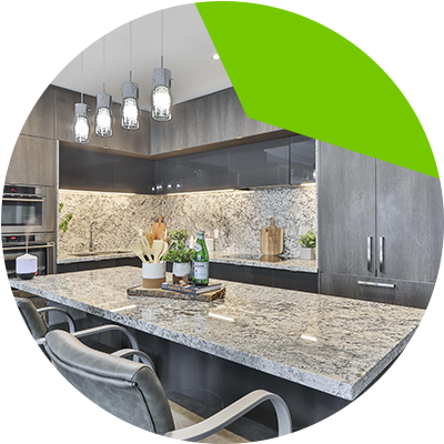 Erisa-Kitchen countertop choose the best materials for its construction-It is possible to have the ideal kitchen countertop