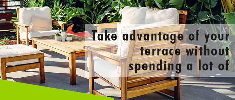Erisa-Take advantage of your terrace without spending a lot of budget-Banner