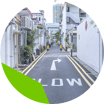 Erisa-What is the impact of paving on the community