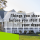 Erisa - Things you should know before you start building your dream house