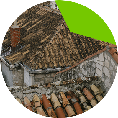 Erisa-When does the roof of a house need to be replaced-Cracks in the roof