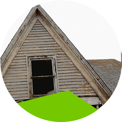 Erisa-When does the roof of a house need to be replaced-Roof rot