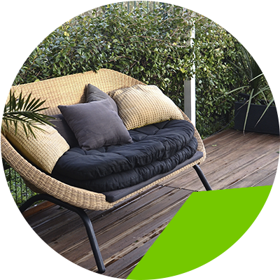 Erisa-10 Ways To Transform Your Basic Backyard Into A Resort-Styled Retreat!-Redecorate and remodel your porch