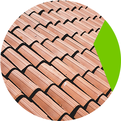 Erisa-How to maintain roofs-Clay or ceramic tiles