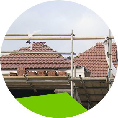 Erisa-How to maintain roofs-Disassembly or second layer
