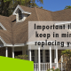 Erisa-Important things to keep in mind when replacing your roof
