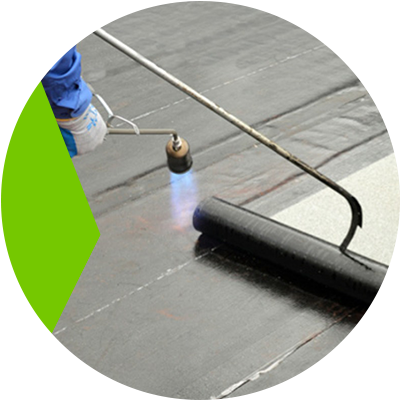 Erisa-Most Common Types Of Materials Used For Flat Roofs-Modified asphalt