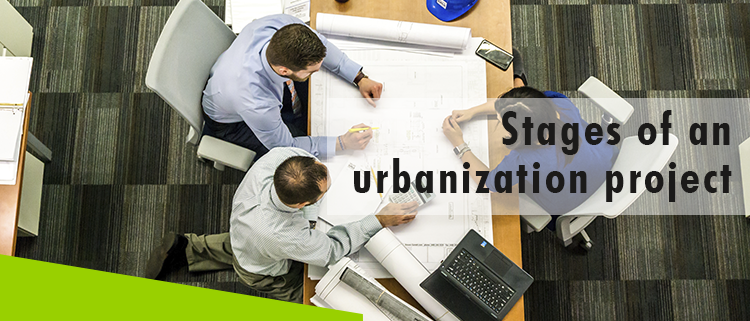 Erisa-Stages of an urbanization project-Banner