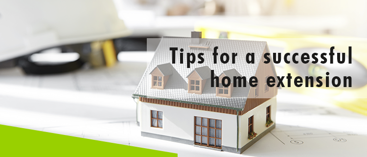 Erisa-Tips for a successful home extension-Banner